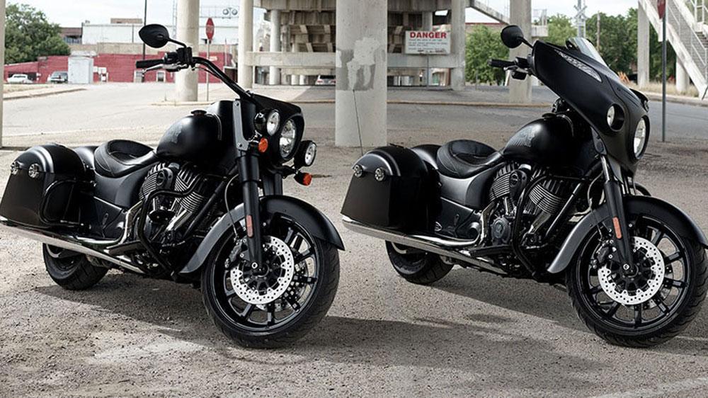 Indian Motorcycles registra dos nuevos nombres para futuros modelos