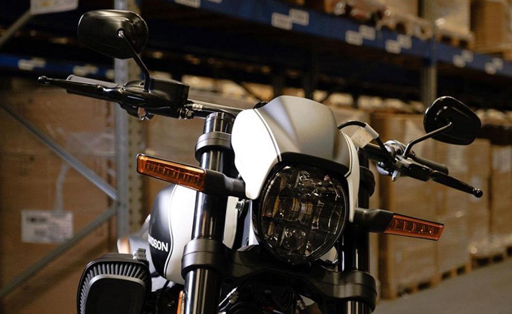 Edición limitada de la Harley-Davidson FXDR 114 sólo para Gran Bretaña e Irlanda