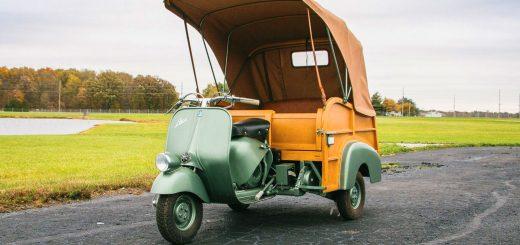 Piaggio reinventa sus scooters de tres ruedas