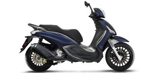Lanzamiento en Argentina del scooter Piaggio Beverly 300 S 2020 desde U$S 8950
