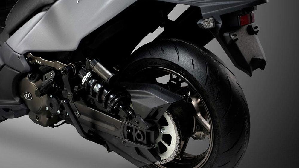 Nuevo scooter SYM Maxsym TL 2020
