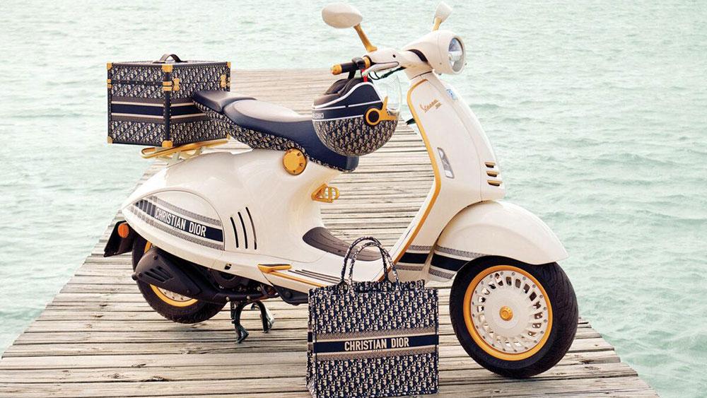 Nueva Vespa 946 Christian Dior