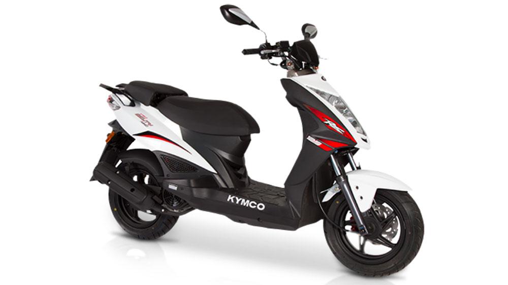 Kymco ofrece sus scooters Agility en 12 cuotas sin interés