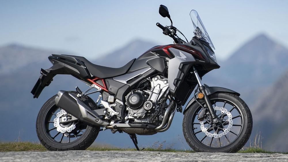 Nueva Honda CB400X 2020, solo para Japón