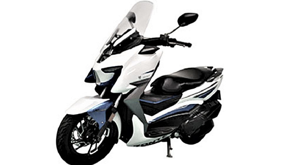 Zontes tendrá su primer scooter