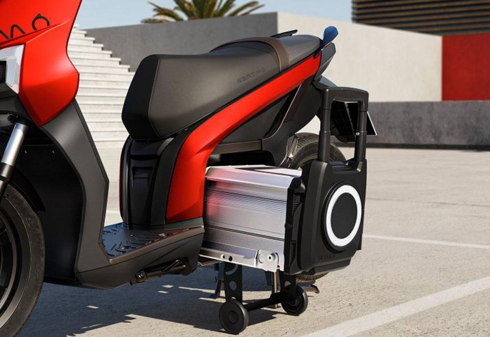 Seat Mó e-Scooter 125, el nuevo scooter eléctrico de Seat