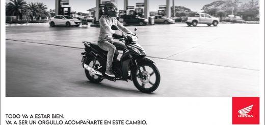 #DisfrutaCuidandote, la nueva campaña de Honda