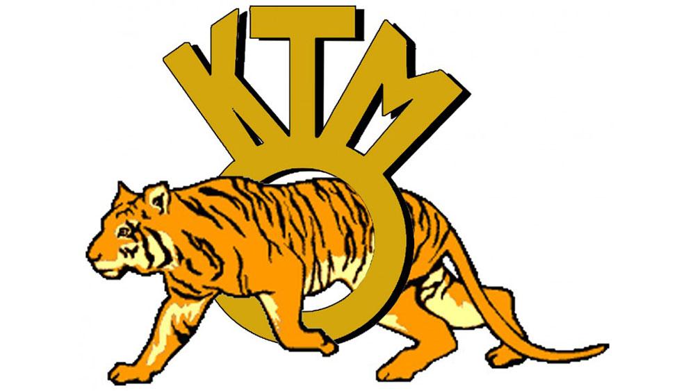 KTM: historia de su logo y cómo evolucionó a través de los años