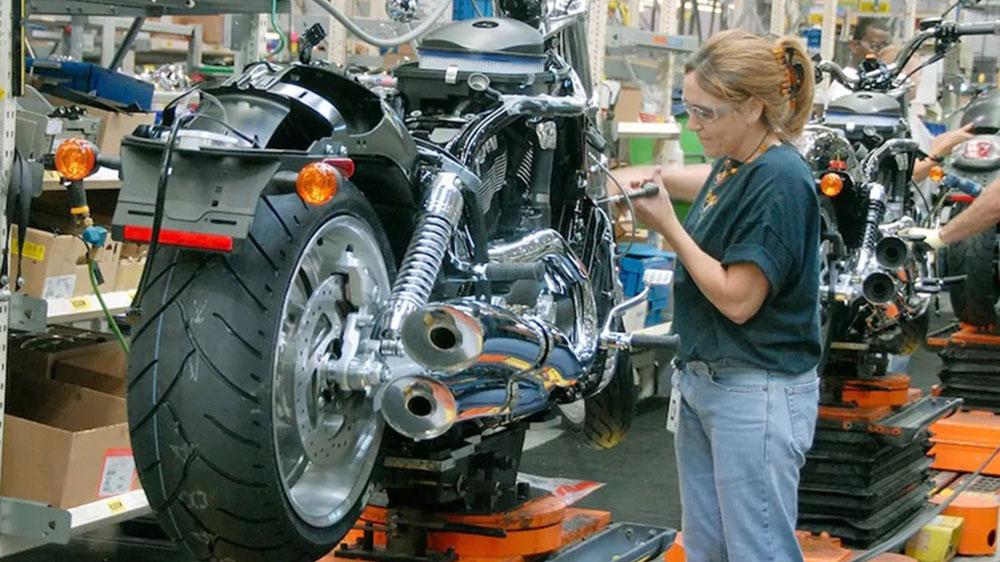 Harley Davidson recorta 700 puestos de trabajo y pierde a su director financiero en un intento de reestructuración