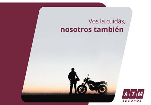 ATM se consolida como líder absoluto del mercado asegurador de motos