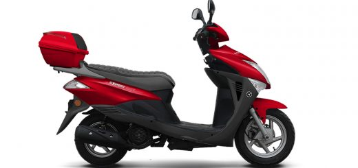 Nuevo scooter Corven Expert DOT