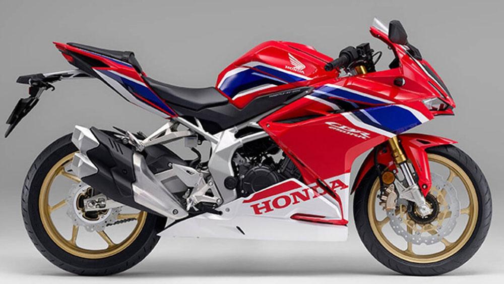 La nueva Honda CBR 250RR 2021 fue presentada oficialmente en Japón