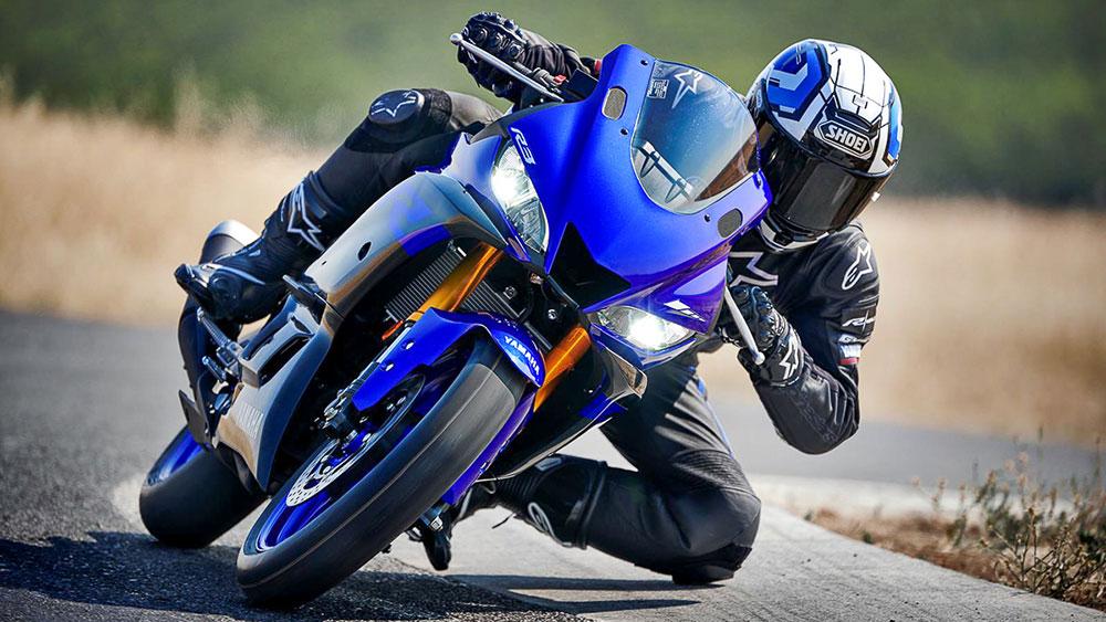 Yamaha no se queda atrás y busca competir con la Kawasaki ZX-25R