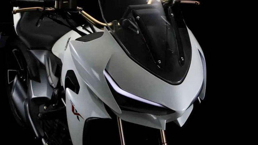 Se conoció el modelo Touring de Zontes, la nueva VX310
