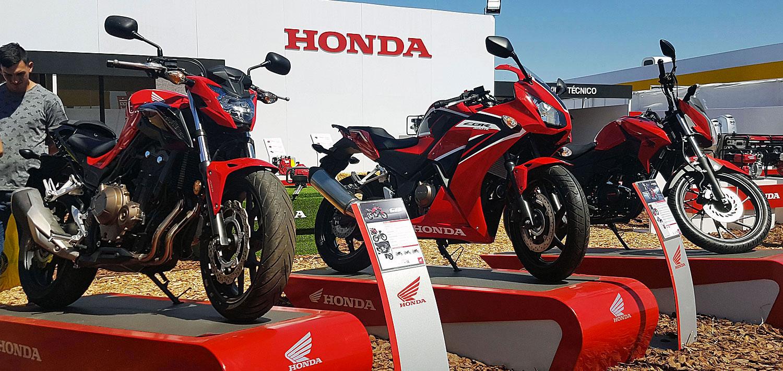 Los patentamientos de motos subieron un 8,9% respecto a igual mes del año pasado