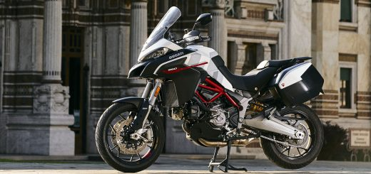 "Nuevo color ""GP White"" para la Ducati Multistrada 950 S"