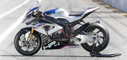 BMW desarrolla un basculante en fibra de carbono integrado al chasis