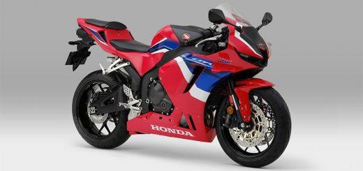 Lanzamiento oficial en Japón de la Honda CBR600RR 2021
