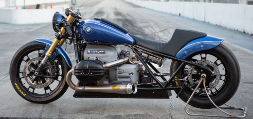 BMW R 18 Dragster con el exclusivo toque de Roland Sands
