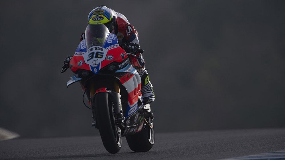 World SBK: 6 podios para Ducati en el Pirelli Teruel Round