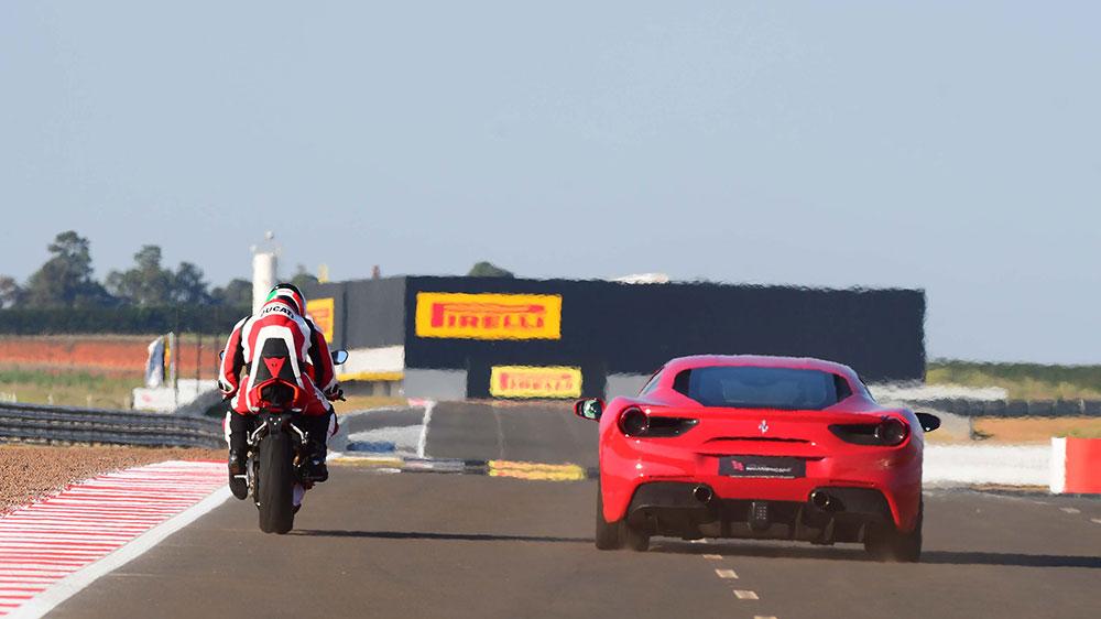 Conocé el circuito de pruebas creado por Pirelli