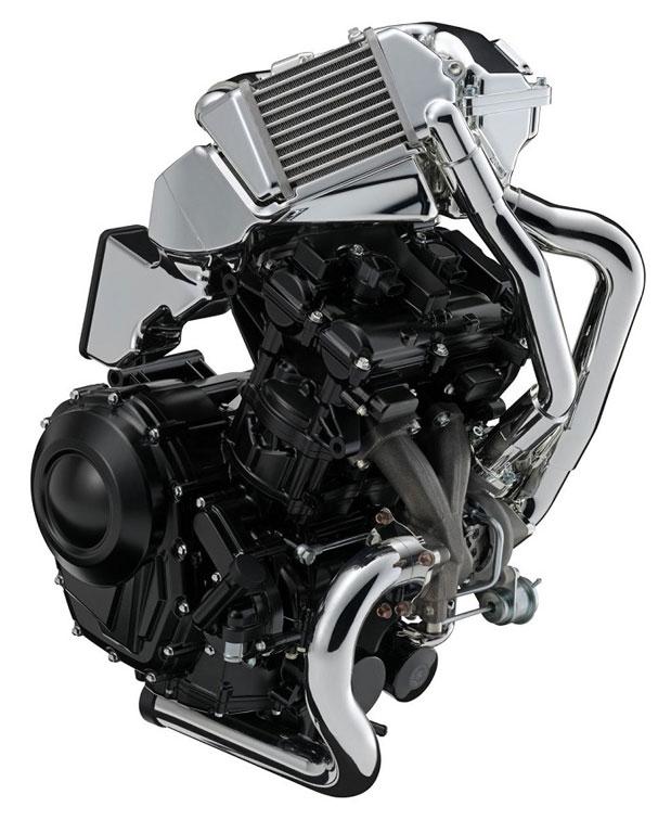 Suzuki abandona el 650 V-Twin para reemplazarlo por un bicilindrico en paralelo