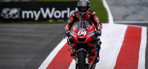MotoGP: victoria número 50 para Ducati en el GP de Austria