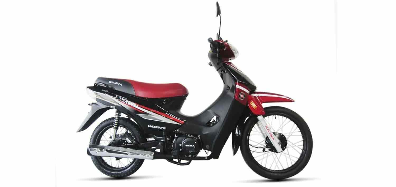 La Gilera Smash fue la moto más vendida durante el mes de julio