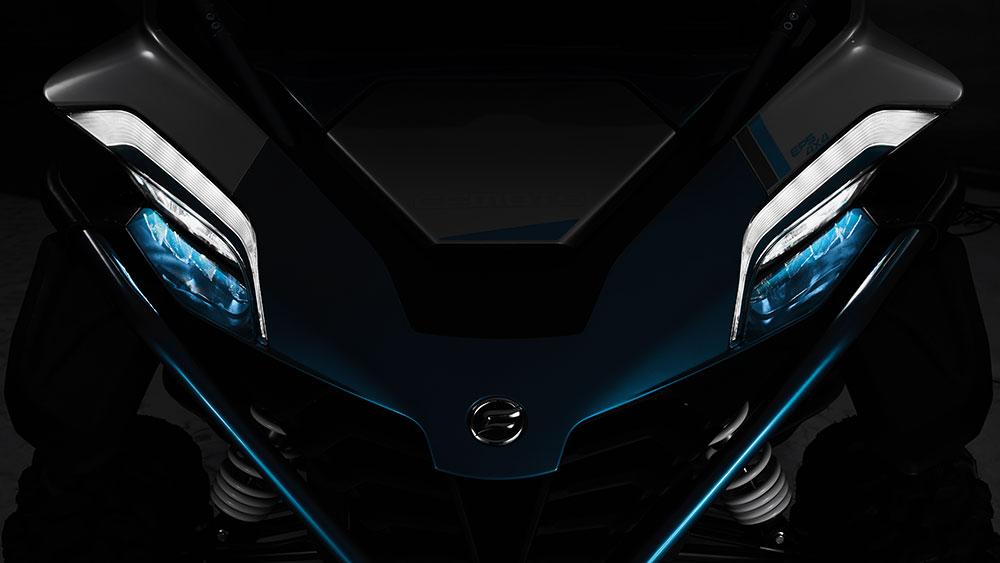 Lanzamiento en Argentina del ZForce 1000 Sport de CFMoto