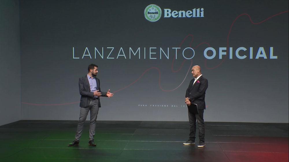 Benelli se vino con todo: seis lanzamientos al hilo y uno más para fin de año