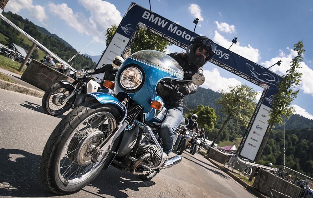 Los 20 años del BMW Motorrad Days se trasladarán a Berlín en 2021