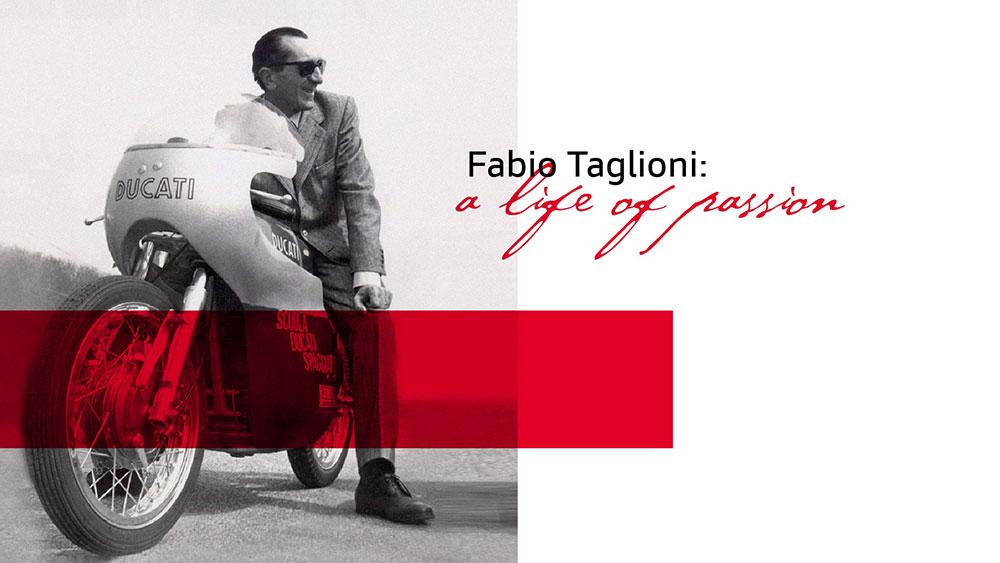 Ducati celebra el centenario del nacimiento del creador del sistema desmodrómico, Fabio Taglioni