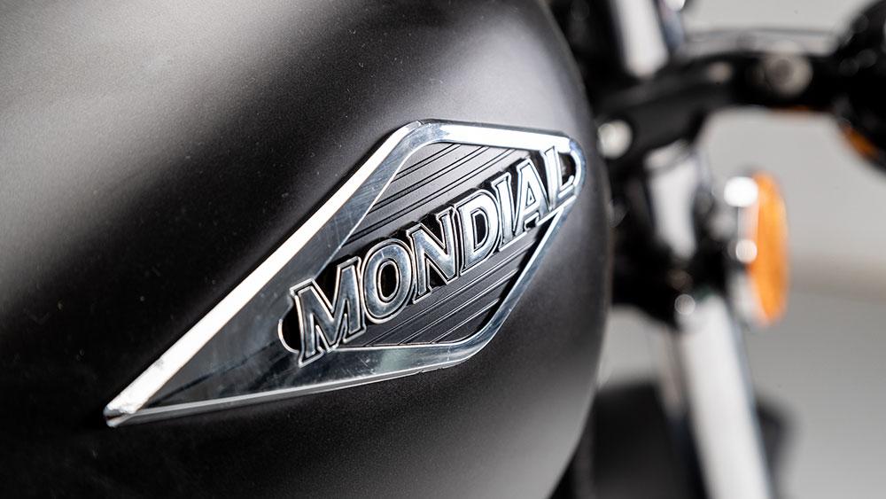 Nueva Mondial HD250