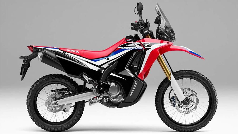 Rumores de una posible Honda África Twin 250