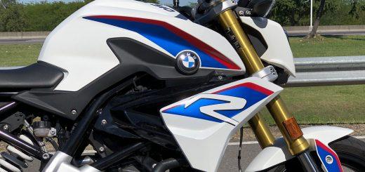 BMW Motorrad ya trabaja en el restyling de las nuevas G310R y G310GS
