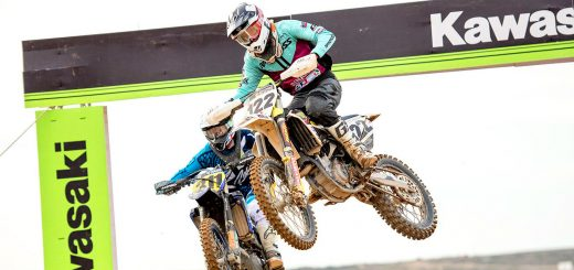El argentino Joaquín Poli busca un lugar en el Mundial De Motocross junto a Kawasaki