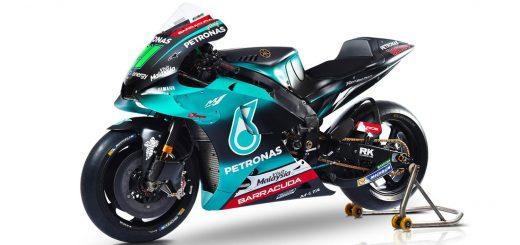 En primavera, dale vida a tu moto con Petronas Sprinta