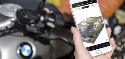 BMW Motorrad y la aplicación Rever alcanzaron un millón de usuarios