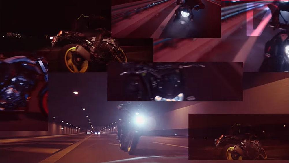 Nueva Yamaha MT-09, por ahora sólo un video teaser