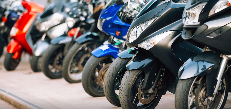 ¿Cuales fueron las motos usadas más vendidas en el mes de septiembre?