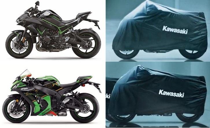Kawasaki lanzará seis nuevos modelos en noviembre