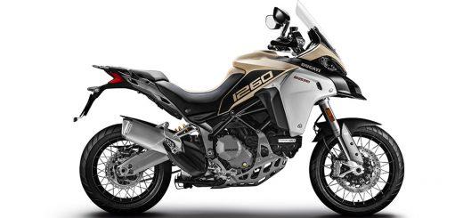 Lanzamiento en Argentina de la nueva Ducati Multistrada 1260 Enduro