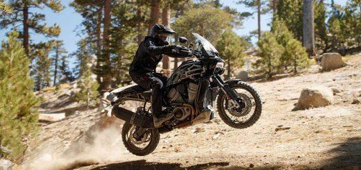 La nueva Harley-Davidson Pan América lista para su lanzamiento