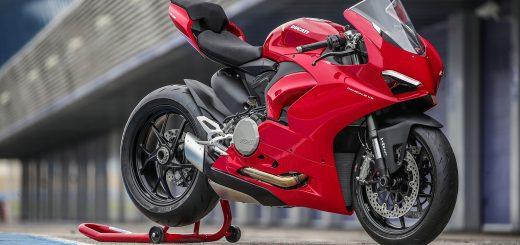 Ducati lanzó en Argentina la Panigale V2 a U$S 35.900