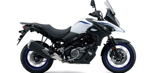 Nueva Suzuki V-Strom 650 XT para 2021, pero no tan nueva