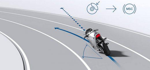 Honda también desarrolló el control de crucero adaptativo y le suma un control de dirección