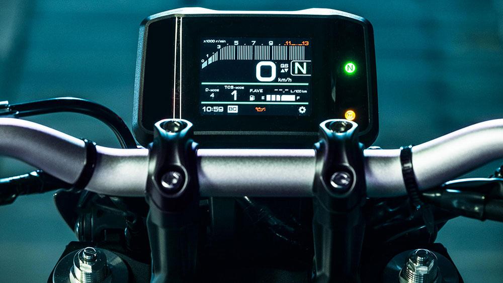 Lanzamiento oficial de la nueva Yamaha MT-09 2021