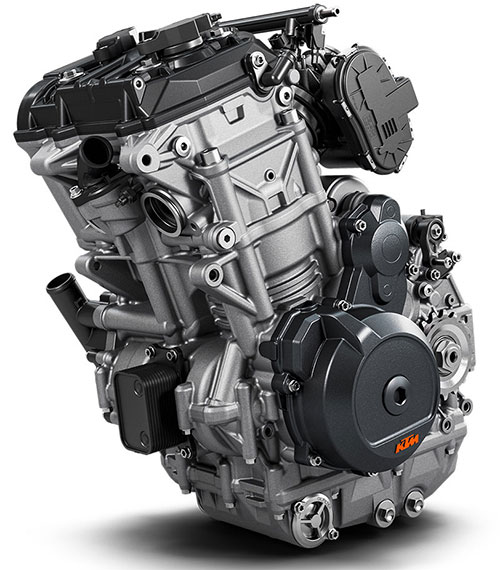 Nuevas KTM 890 Adventure R y Rally