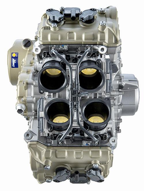 Nuevo motor Ducati V4 Granturismo para la próxima generación de la Ducati Multistrada