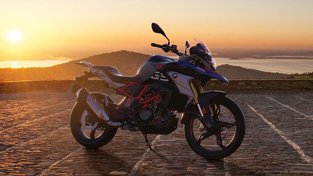 Con algunos cambios, BMW Motorrad presentó la nueva G 310 GS.